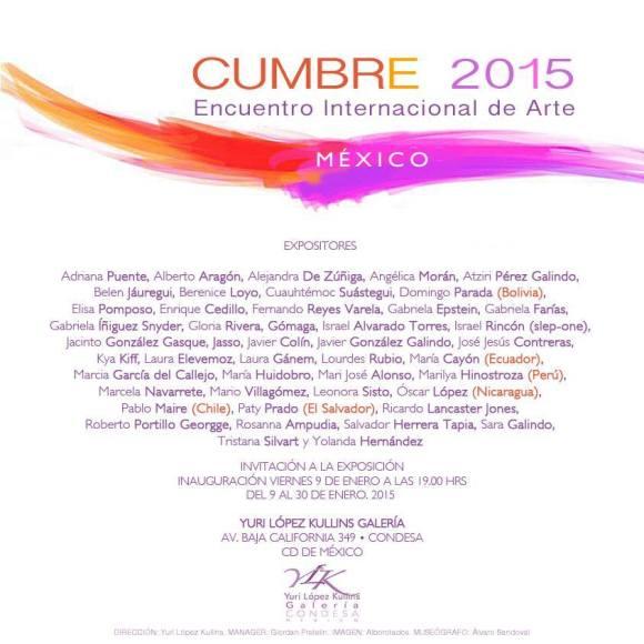Cumbre 2015