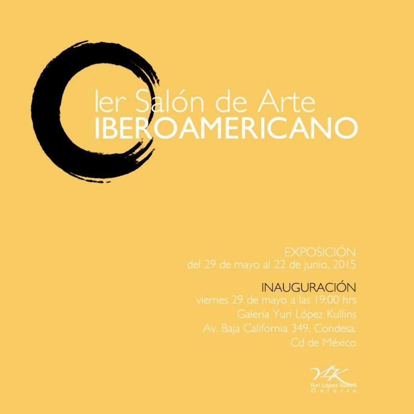 1er Salón Iberoamericano de Arte